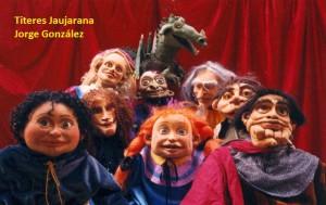 Títeres Jaujarana - Jorge González