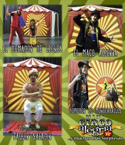 Mini Circo Alegria