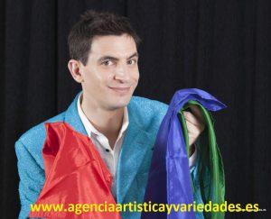 La magia de Samuel Arribas