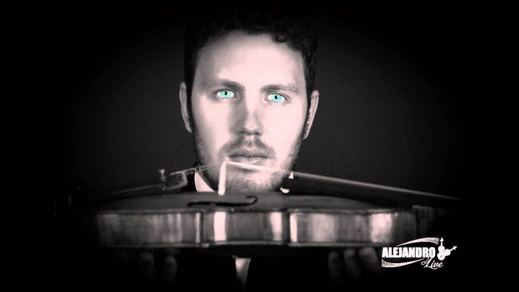 Alejandro Violin Live