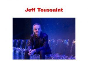 Jeff Toussaint Hipnotizador, ilusionista y mago